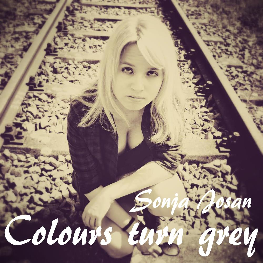 Colours turn grey